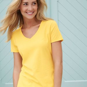 Nano-T Women's V-Neck T-Shirt Thumbnail