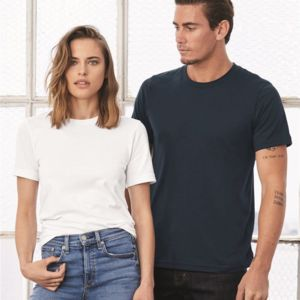 Unisex USA-Made Jersey Tee Thumbnail
