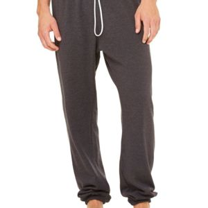 Unisex Long Scrunch Fleece Pant Thumbnail