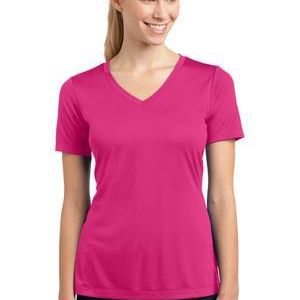Ladies PosiCharge ® Competitor™ V Neck Tee Thumbnail