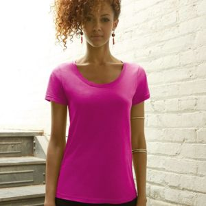 Women's Featherweight Scoopneck T-Shirt Thumbnail