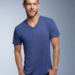 Triblend V-Neck T-Shirt Thumbnail