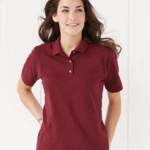 Women's Easy Care Pique Sport Shirt Thumbnail