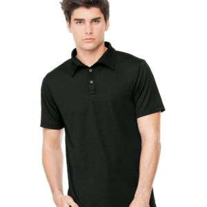Performance 3-Button Mesh Sport Shirt Thumbnail
