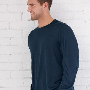 Vapor Performance Heather Long Sleeve T-Shirt Thumbnail
