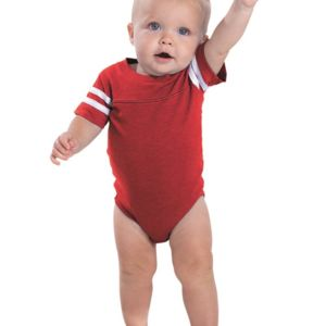 Infant Football Fine Jersey Bodysuit Thumbnail