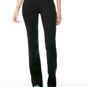 Women's Solid Stitch Pants Thumbnail