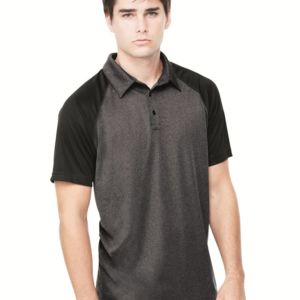 Performance 3-Button Raglan Polo Thumbnail