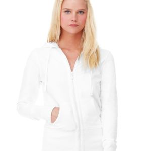 Women's French Terry Stretch Lounge Jacket Thumbnail
