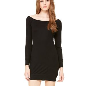Women's Lightweight Sweater Dress Thumbnail