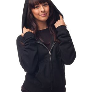Women's Zip Hooded Sweatshirt Thumbnail