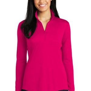 Ladies PosiCharge ® Competitor ™ 1/4 Zip Pullover Thumbnail