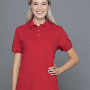 Women's 100% Ringspun Cotton Pique Sport Shirt Thumbnail