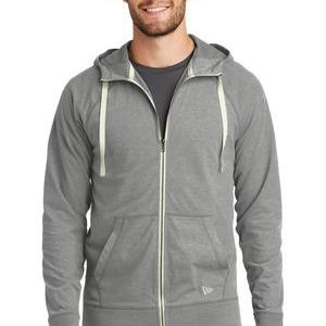 ® Sueded Cotton Blend Full Zip Hoodie Thumbnail
