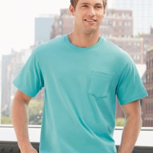 Hammer Short Sleeve T-Shirt with a Pocket Thumbnail