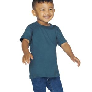 Toddler Organic Fine Jersey Short Sleeve T-Shirt Thumbnail