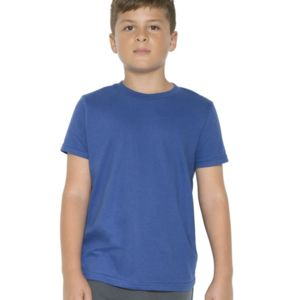 Youth Fine Jersey Short Sleeve T-Shirt (USA) Thumbnail