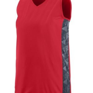 Women's Fast Break Racerback Jersey Thumbnail