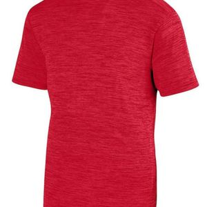 Youth Shadow Tonal Heather Training Tee Thumbnail