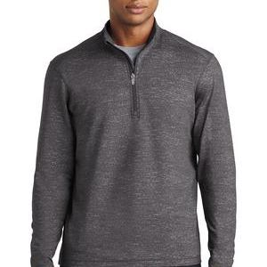 ® Sport Wick ® Stretch Reflective Heather 1/2 Zip Pullover Thumbnail