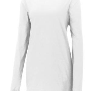Ladies Core Cotton Long Sleeve Tee Thumbnail