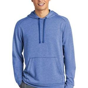 ® PosiCharge ® Tri Blend Wicking Fleece Hooded Pullover Thumbnail