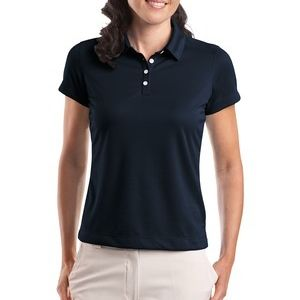 Ladies Dri FIT Pebble Texture Polo Thumbnail