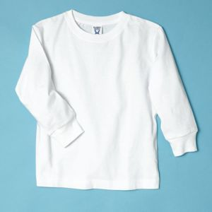 Toddler Long Sleeve Fine Jersey Tee Thumbnail