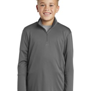 ® Youth PosiCharge ® Competitor ™ 1/4 Zip Pullover Thumbnail