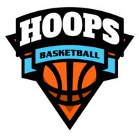Hoops Basketball logo template 02 Thumbnail