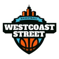 Westcoast Street Basketball League logo template Thumbnail