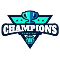 Champions Basketball League logo template 02 Thumbnail