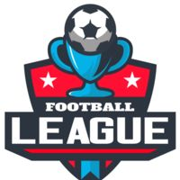 League Football logo template Thumbnail