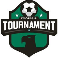 Tournament Football logo template 02 Thumbnail