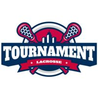 Tournament Lacrosse Logo Template Thumbnail