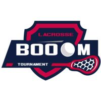 Boom Tournament Lacrosse Logo Template Thumbnail