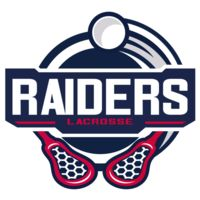 Raiders Lacrosse Logo Template 02 Thumbnail