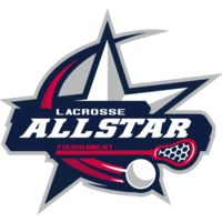 Allstar Tournament Lacrosse Logo Template 02 Thumbnail