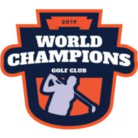 World Champions Golf club logo template Thumbnail