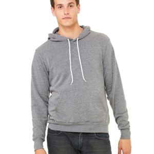 Unisex Hooded Pullover Sweatshirt Thumbnail