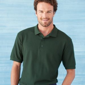 Premium Cotton Double Pique Sport Shirt Thumbnail