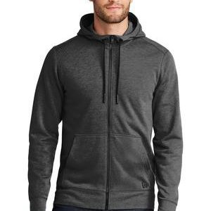 ® Tri Blend Fleece Full Zip Hoodie Thumbnail